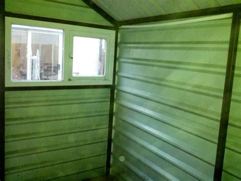 Clane Sheds by 8x10ft Clane Steel Garden Shed For Sale In Maynooth