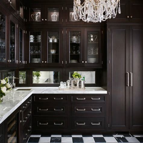 53 Stylish Black Kitchen Designs Decoholic Black Kitchen Design