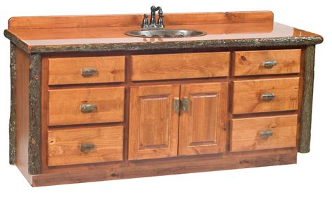 6 ft vanity 2 sinks hickory 72 quot center vanity with top from fireside