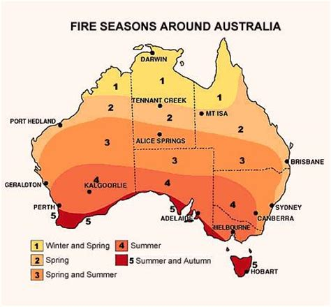 does new year occur in australia bush fires