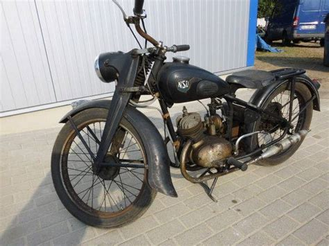 Motorrad Nsu 125 Zdb by Nsu 125 Zdb 1942 F 252 R 2 500 Eur Kaufen