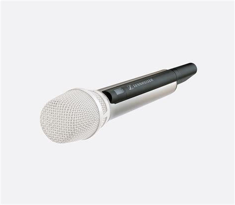 Mic Microphone Sennheiser Skm 3000 Vokal Artis sennheiser skm 5200 ii radiomic transmitter handheld only nickel 606 790 mhz
