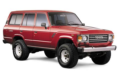 History Of Toyota History Of The Toyota Land Cruiser 1998 2006