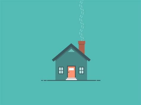 house animated gif upgrade complete by michael b myers jr dribbble