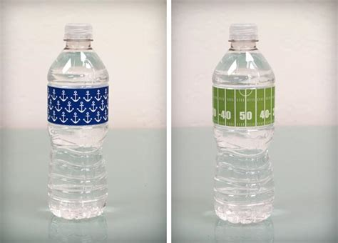 free editable water bottle labels new calendar template site