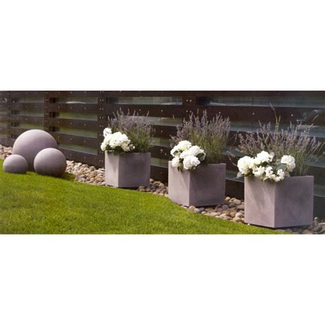 vasi giardino resina nicoli modus quadro 40 vasi resina vaso arredamento piante