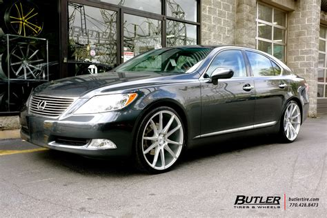 lexus ls 460 rims for sale lexus ls460 with 22in savini bm12 wheels exclusively from