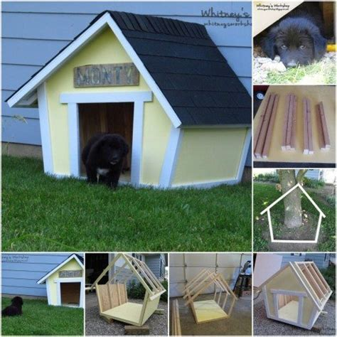 easy dog house plans free easy dog house plans free elegant 15 brilliant diy dog houses with free plans for your