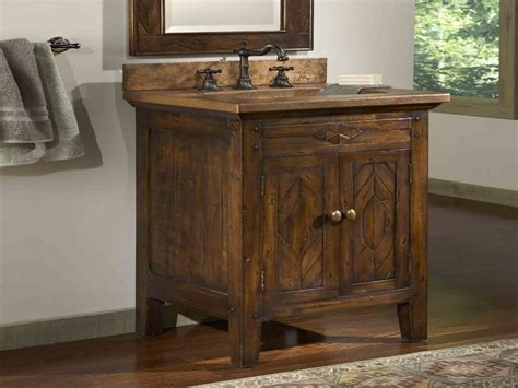 Rustic Style Bathroom Vanities 30 Creative Bathroom Vanities Rustic Style Eyagci