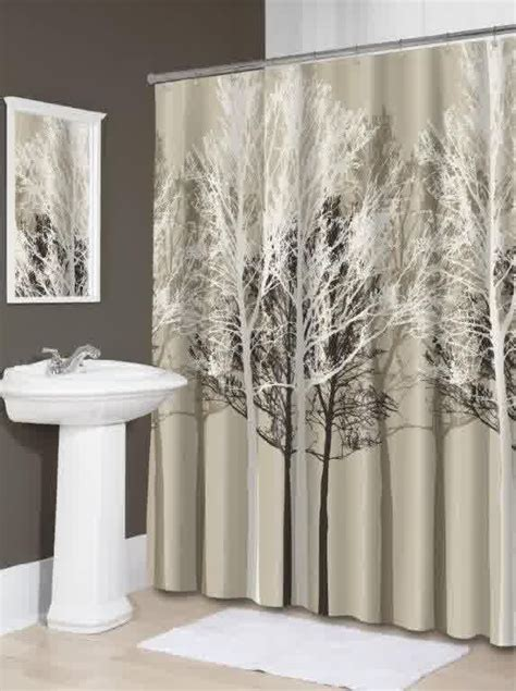 using shower curtains as curtains smart tips of using cloth shower curtains homesfeed