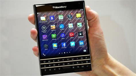Blacberry Pasport passport won t st blackberry for gains