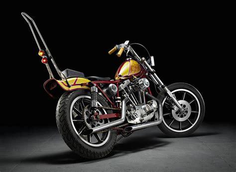 Chopper Motorrad Harley by Harley Davidson Ironhead Chopper