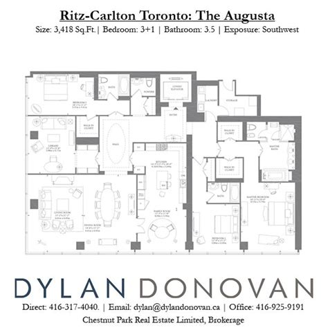 ritz carlton floor plans ritz carlton toronto floor plans view all toronto condos