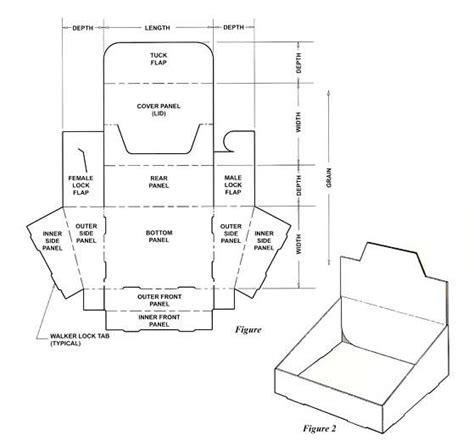 card display box template box styles custom paper boxes custom folding cartons