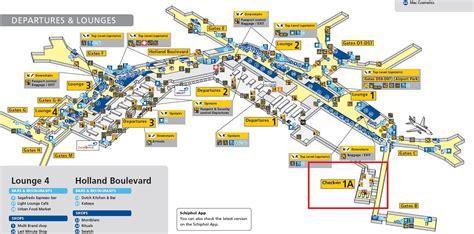 schiphol departures 1 schiphol opens new check in area 1a flyertalk forums