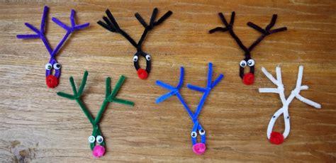 Basteln Zur Weihnachtszeit Mit Kindern 6011 by Zu Weihnachten Mit Kindern Basteln Kleine Rudolf Renntiere
