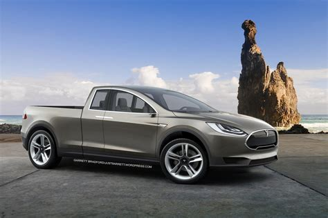 Tesla Pickup Truck Elon Musk Admits Tesla Will Build An