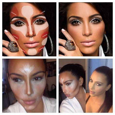 Contour Makeup the correct way to highlight contour the most impor