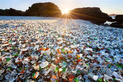 beach of glass glass beach fort bragg california modern magazin