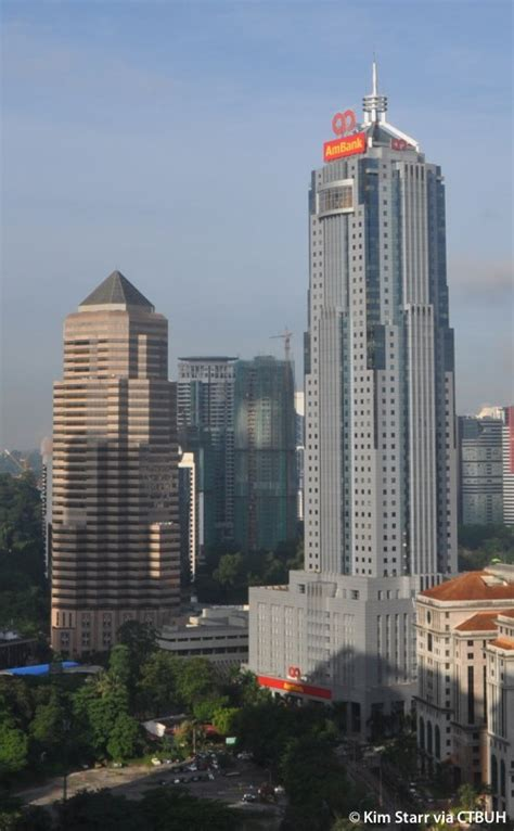 ambank tower  skyscraper center