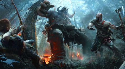 god of war le film date de sortie god of war 4 une date de sortie par erreur lightningamer