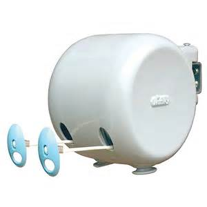 Minky 30m retractable washing line reel dining amp kitchen house