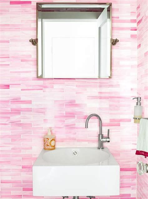 pink tiles bathroom 39 pink bathroom tile ideas and pictures