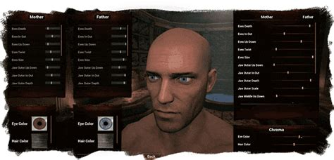 Dying Light Character Creation by Chronicles Of Elyria Epic Story Mmorpg With Aging By Soulbound Studios Kickstarter