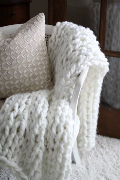 chunky yarn for arm knitting favorite things friday fashion decor and diy setting