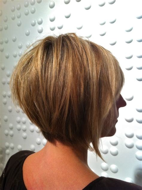 layered stack bob 30 super hot stacked bob haircuts short hairstyles for
