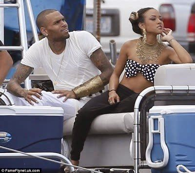 karrueche says she found out about chris brown s chris brown is still lusting after his ex karrueche
