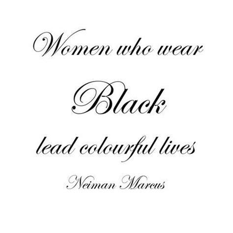 black quotes fashion elegance fashion quotes quotesgram