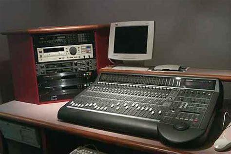 radio studio desk designcraft radio production studio furniture production studio furniture