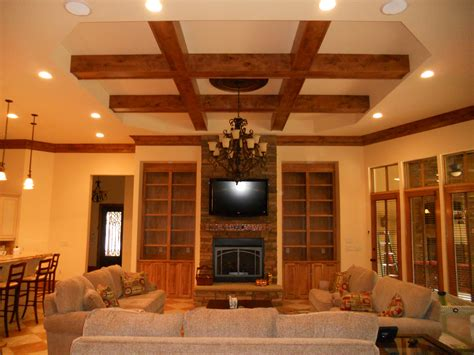 Living Room Ceilings 25 Stunning Ceiling Designs For Your Home