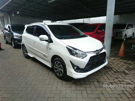Spion Kap Mesin Mobil Toyota New Trd Putih jual mobil toyota agya 2017 trd sportivo 1 0 di jawa timur