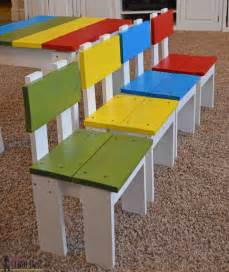 Picnic Table Sandbox Simple Kid S Table And Chair Set Her Tool Belt