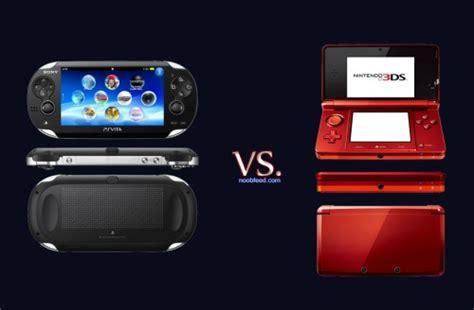 migliore console playstation vita o nintendo 3ds qual la migliore console