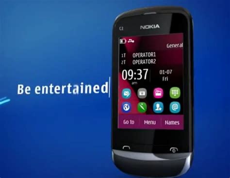 nokia c2 mobile phone themes free download nokia c2 03 latest themes makeforsale