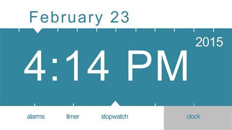 Calendario Contador Complemento Dynamic Time Para Reloj Calendario Contador