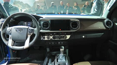 Tacoma 2016 Interior by 2016 Toyota Tacoma Interior Specs Price Release Date
