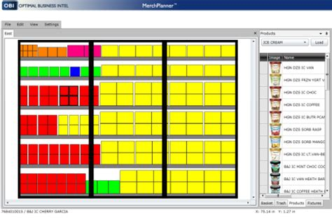 free space planning software optimal business intel planogram software and consulting