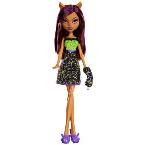 doll wolf high clawdeen wolf doll