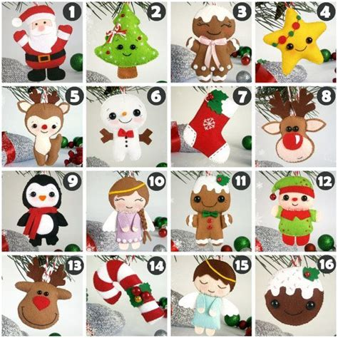 felt decorations templates 25 best ideas about felt decorations on