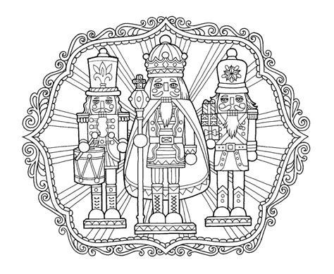 Nutcracker Coloring Pages To Print by Nutcracker Coloring Pages Coloring Pages
