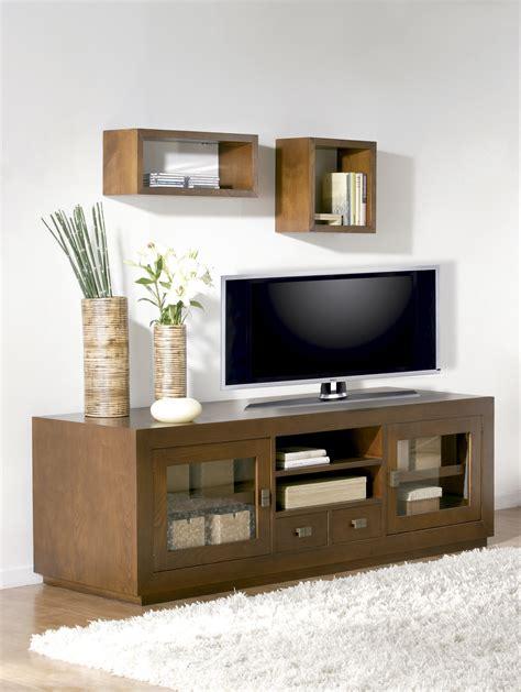 bienvenido  palisandro interiorismo mueble tv