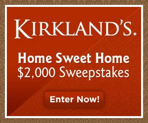 Kirklands Gift Card - enter to win a 2000 kirkland s gift card mamas on a dime
