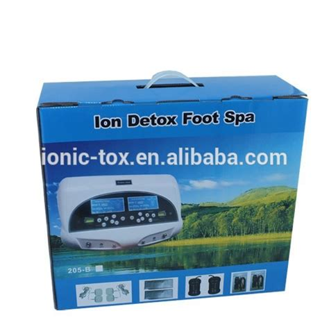 Detox Foot Bath Certification by Wholesale Ion Foot Detox Bath Buy Best Ion Foot