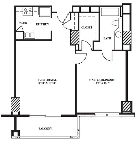 Closet Floor Plans Master Bathroom With Closet Floor Plans