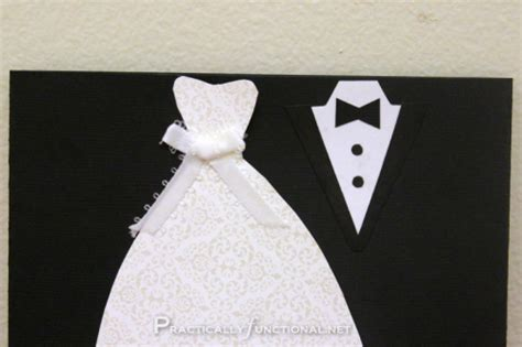 diy wedding card template diy wedding card dress tux trifold printable
