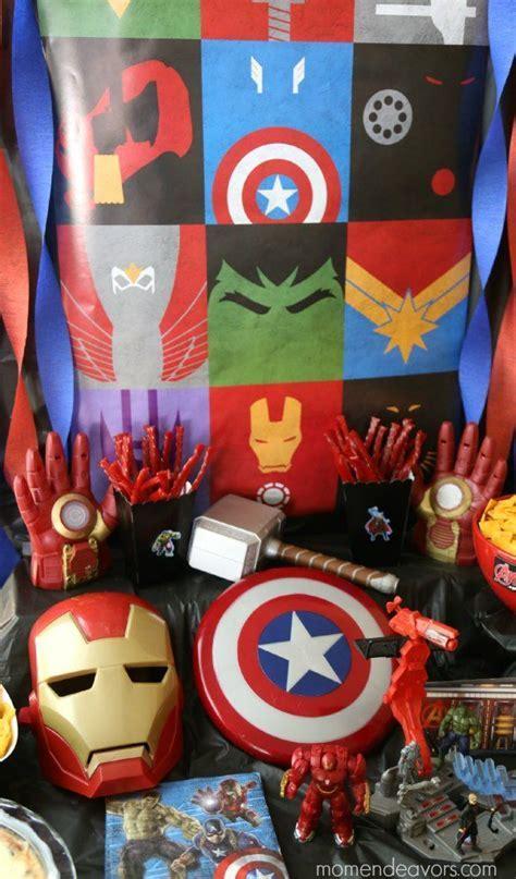 Avengers Party Decor & Toys   SRC 2015   Pinterest